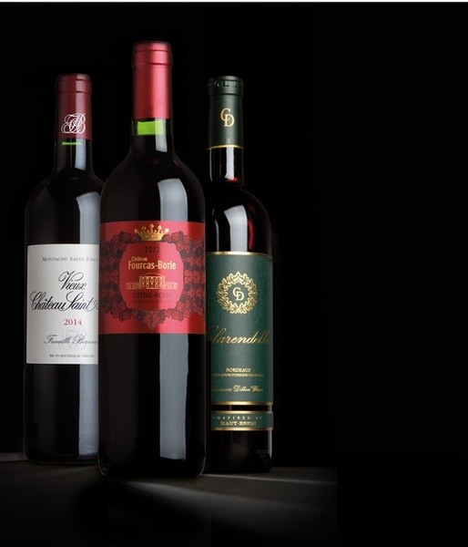 Clarets with Grand Vin Pedigree All under £20 & saving 20%